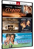 Country / A Thousand Acres / Paradise - Triple Feature