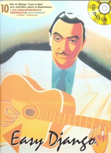 Easy Django Vol.1 (French Edition) - Django Reinhardt Sheet Music