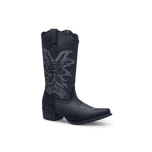 c043973f56c Amazon.com: Shoes For Crews Womens Annie II Casual-Tall Slip ...