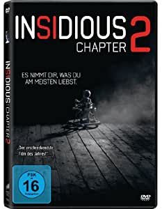 Insidious: Chapter 2 [Alemania] [DVD]: Amazon.es: Patrick Wilson, Rose Byrne, Barbara Hershey, Leigh Whannell, Angus Sampson, Lin Shaye, Ty Simpkins, Steve Coulter, Jocelin Donahue, Lindsay Seim, Garrett Ryan, Danielle Bisutti, Tom Fitzpatrick,