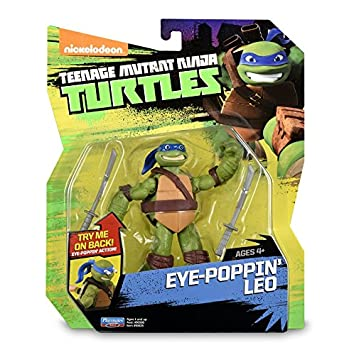 Tortugas Ninja - Animation Blister - Eye Poppins Leo: Amazon ...