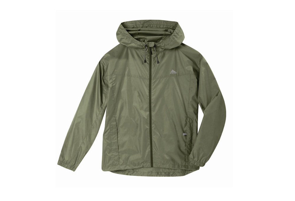 Men's All-Weather Jacket (Large)