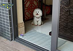 Pet Training Mat Electronic Waterproof Dogs Shock Training Mat 48x20 Inches Keep Pets off Furniture Sofa Safe Pet Indoor use Cat Dog Repellent Mat Pad