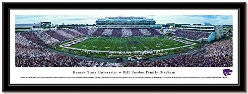 Oklahoma State University Stadium Framed Panoramic (Osu Stadium)