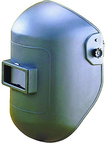 Firepower 1441-0023 Eclipse Welding Helmet with 4.5-Inch by 5.25-Inch Fixed Front Lens, Silver