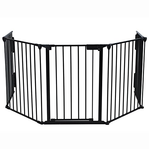 2 panel baby gate sections - 7
