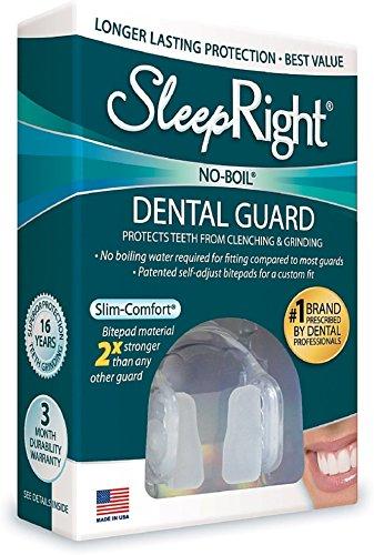 (SleepRight Ultra-Comfort Dental Guard)