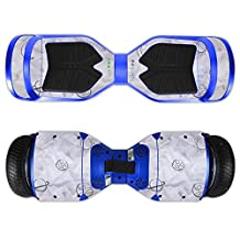 Skin Decal Wrap for Swagtron T3 Hover Board Self Balancing Kids Outer Space