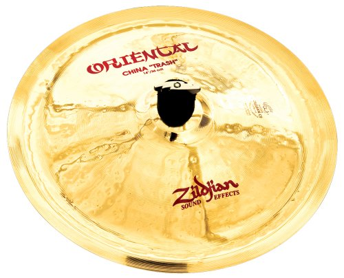 Best zildjian oriental china 14