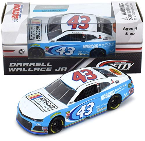 Lionel Racing Darrell Bubba Wallace 2018 NASCAR Racing Experience Diecast 1:64 Scale