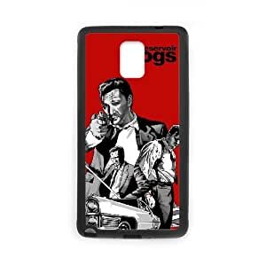 WJHSSB Cover Custom Reservoir Dogs Phone Case For Samsung Galaxy note 4 [Pattern-1]
