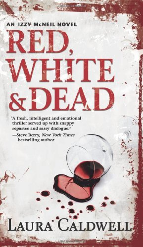 book cover of Red, White & Dead