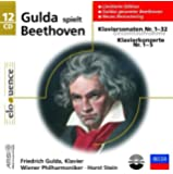 Beethoven: Piano Sonata 1 - 32, Piano Concertos 1 - 5 [Box set]