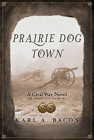 book cover of Prairie Dog Town
