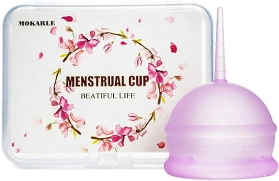 Copa Menstrual Cuidado Personal Salud Higiene Femenina ...