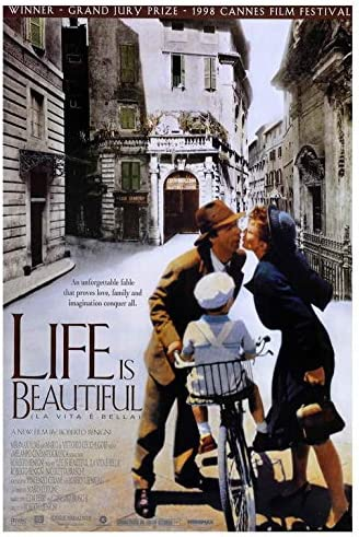 Amazon Com Life Is Beautiful Poster Movie 27 X 40 Inches 69cm X 102cm 1998 Posters Prints