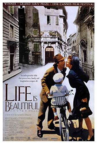 (Life is Beautiful POSTER Movie (27 x 40 Inches - 69cm x 102cm) (1998))
