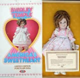 VINTAGE IDEAL SHIRLEY TEMPLE AMERICA'S SWEETHEART DOLL - 16.5