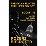 THE DYLAN HUNTER THRILLERS BOX SET: Books 1 - 3