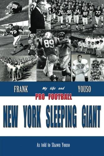 New York Sleeping Giant: My life and Pro Football