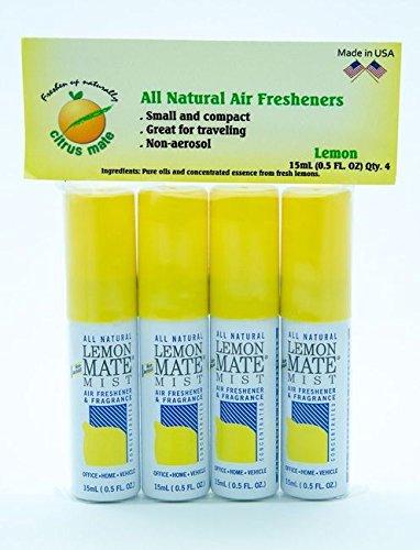 Orange Mate Mate Mist Gift Pack Lemon, Lemon 4 (Orange Mate Mist Lemon)