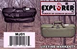 Explorer MJ01 Discrete Tactical Gun Case, Olive