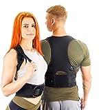 Best Posture Braces - VOSMAE Posture Corrector Back Brace for Woman Men Review