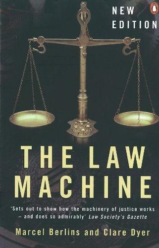 The Law Machine (Life In The Uk Official Practice Test)