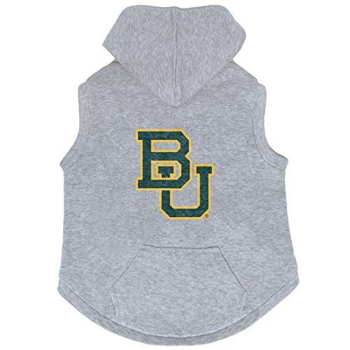 NCAA Baylor Bears Pet Hooded Crewneck, Medium Bears Ncaa Hooded Fleece