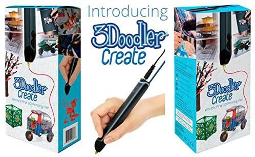 3 Doodler - 62211 - Kit de Stylo 3D - Create