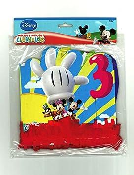 Garrachón Piñata Mickey Mouse Club House: Amazon.es ...