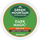 Green Mountain Coffee Roasters Dark Magic Decaf Keurig Single-Serve K-Cup Pods, 72 Count (6 Boxes of 12 Pods)