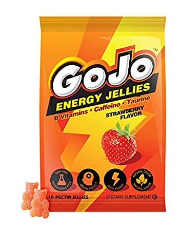 Amazon.com: GOJO Energy Chews, con vitaminas del grupo B ...
