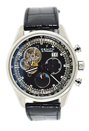 Zenith Chronomaster Automatic-self-Wind Male Watch 03.2160.4047 (Certified Pre-Owned)