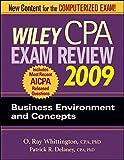 CPA Exam Review 2009 9780470286029