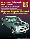 yukon denali manual - Chevrolet Silverado & GMC Sierra: 2007 thru 2012 2WD and 4WD (Haynes Repair Manual)