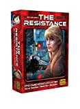 The Resistance is a very intense social deduction game for 5-10 players. While it shares similiarities with games like Werewolf, Mafia and even Battlestar Galactica it has many very unique features such as a quick 30 minute play time, no moderator re...