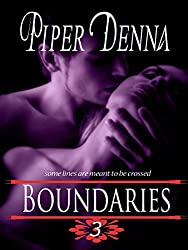 Boundaries Part 3 (A Serial Novel): I Kissed a Girl and I Liked It