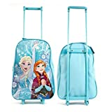 Disney Frozen Northern Lights Wheeled Trolley Bag (FROZEN001103)
