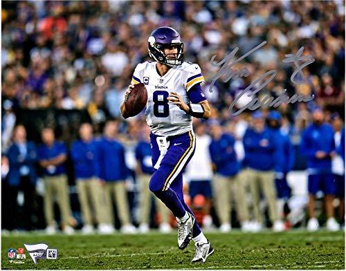 (Kirk Cousins Minnesota Vikings Autographed 8