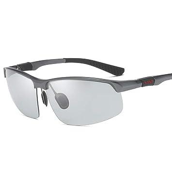 DMMW Gafas de sol fotocromáticas para hombres, polarizadores ...