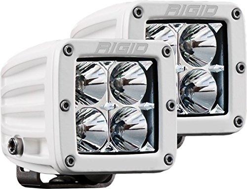 Flood Light, White D-Series Pro, (Marine Pro Lighting)