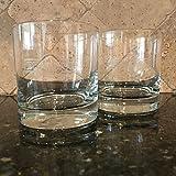 Drambuie Scotch Whiskey Glasses (Set of 2)