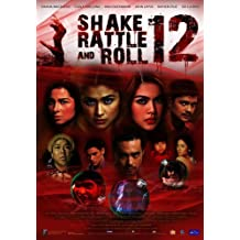 Shake Rattle and Roll 12 - Philippines Filipino Tagalog DVD Movie by Carla Abellana