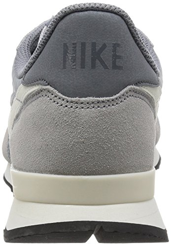 Nike Herren Internationalist Sneakers Grau  (015 WOLF GREY/SAIL-SAIL)