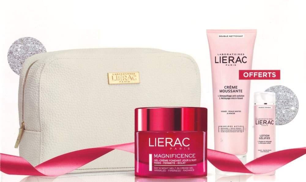 LIERAC PARIS - Funda de gel para crema y piel de combinación L01010