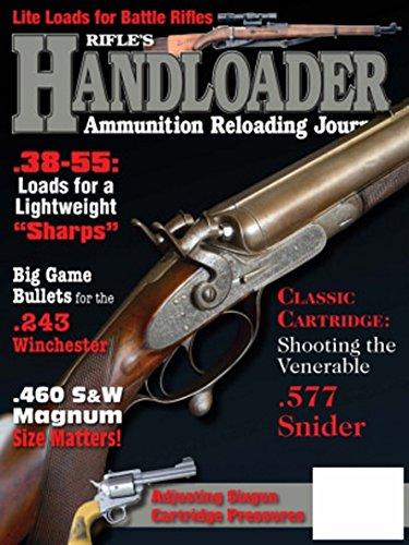 Wolfe Publ Co Handloader Magazine