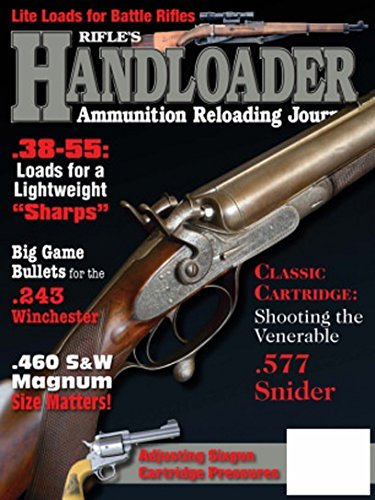 Handloader Magazine