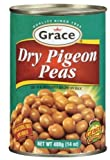 Grace Dry Pigeon Peas 12 Pack x 400g