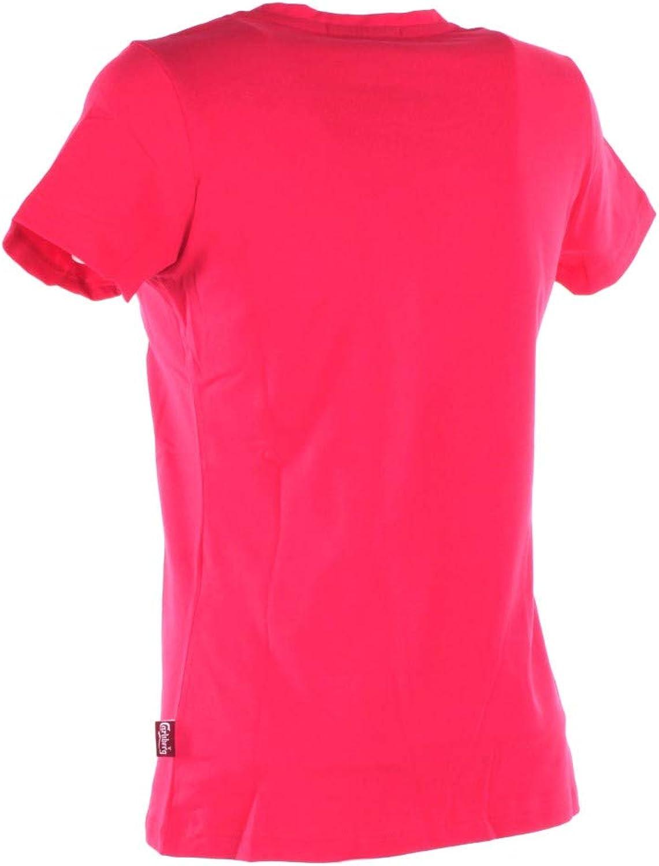 T-shirt Donna Carlsberg  Fuxia   Cbd3100 Primavera Estate 2019